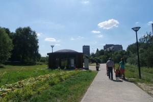 Монумент установят в Аршиновском парке