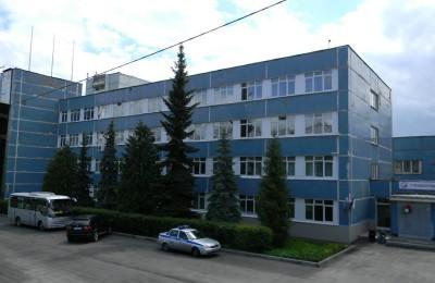 На фото строительный колледж №30