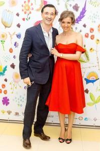 19 мая на ВДНХ состоится концерт, посвященный четвертому дню рождения благотворительного фонда Ксении Алферовой и Егора Бероева «Я есть!»