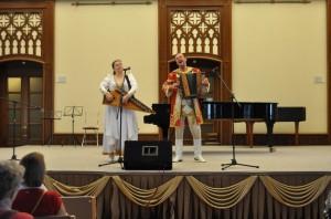 """Концерт в музее-заповеднике """"Царицыно"""""""