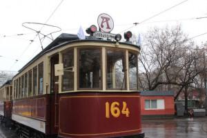 Трамвай – один из самых старых видов городского пассажирского транспорта