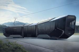 Проект трамвая R1