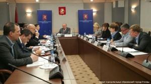 Заседание президиума Совета муниципальных образований прошло в Москве
