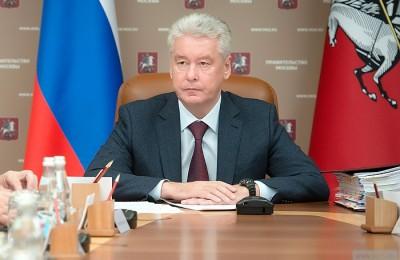 Cергей Собянин рассказал об открытии зон отдыха в Москве