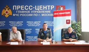 Лысиков рассказал, что в этом году возросло количество спасенных людей при пожарах