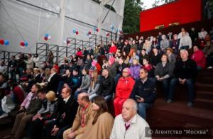 Лекции по ЗОЖ в парках Москвы