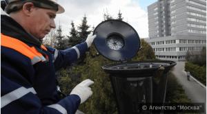 Новое освещение установят в Москве