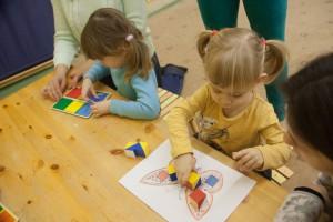 Детский лагерь открыт в Школе талантливых детей в районе Царицыно