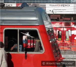 Изменено движение пригородных поездов Московской железной дороги