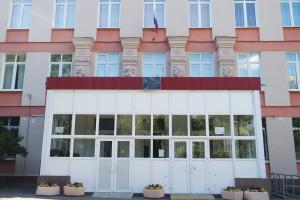 Средняя образовательная школа №870 в районе Царицыно