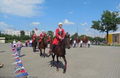 Кремлевская школа верховой езды в музее-заповеднике «Коломенское»