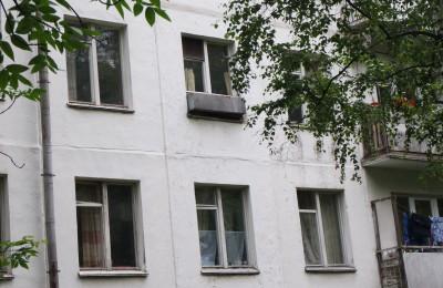 Жилой дом в районе Царицыно