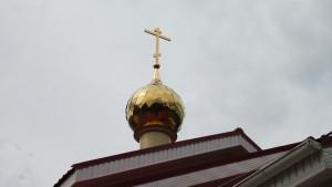 Храм в районе Царицыно