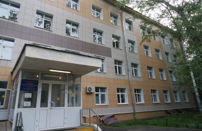 Городская поликлиника №166 (филиал №2)