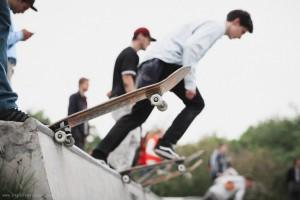 Фестиваль экстремальных видов спорта в парке Садовники