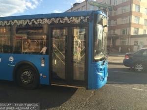 """Автобус №901 будет останавливаться возле станции метро """"Кантемировская"""""""