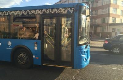Автобус №901 будет останавливаться возле станции метро «Кантемировская»