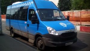 Новые маршрутные такси в районе Царицыно