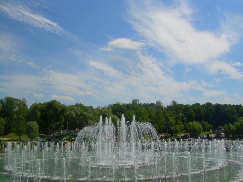 Посетители парка «Царицыно» смогут увидеть фейерверк времен Екатерины Великой