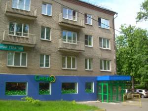 Дом в районе Царицыно