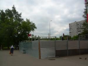 Реконструкция метро