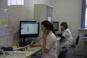 Сотрудники детской городской больницы