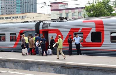 Московская электричка