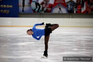 Фигуристка Аделина Сотникова