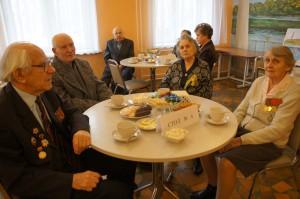 Ветераны района Царицыно