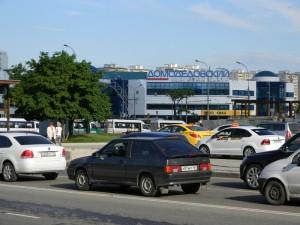 Пробка на Каширском шоссе