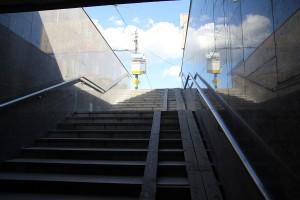 Подземный переход в Москве