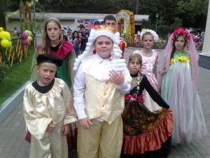 """Праздничное мероприятие в центре социального обслуживания """"Царицынский"""""""