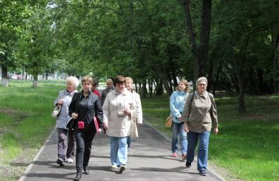 Пешая экскурсия в Южном округе Москвы