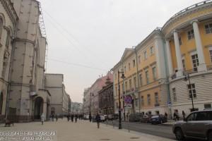 Центральная улица Москвы