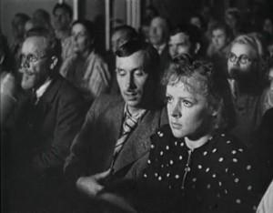 """Кадр из фильма """"Музыкальная история"""" 1940 года"""