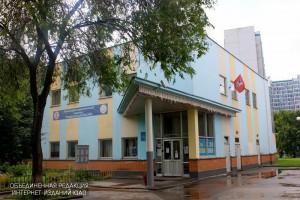 Физкультурно-оздоровительный комплекс в ЮАО
