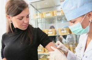 Москвичи могут бесплатно пройти вакцинацию против гриппа