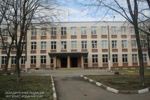 Школа в районе Царицыно
