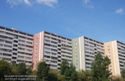 SAM_4055 Жилой дом на Бирюлевской улице