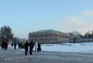 Хлебный дом музея-заповедника Царицыно