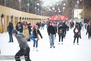 Фигурное катание на коньках в ЮАО