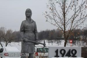 Памятник женщинам