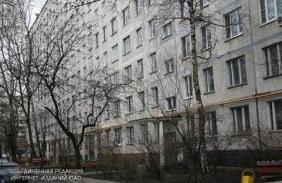 Жилой дом в Царицыно