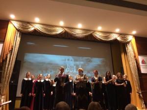 Концерт, посвященный 75-летию битвы за Москву