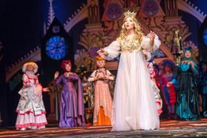 Музыкальный спектакль «Спящая красавица» в «Театриуме на Серпуховке»