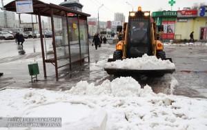 В Москве выпало более 140 см снега за два месяца