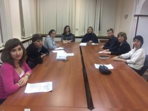 Молодежная палата района Царицыно