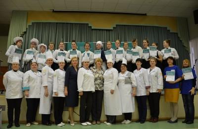 Чемпионат JuniorSkills в колледже Царицыно
