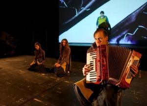Музыкально-пластический спектакль «За светом»