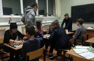 "Турнир по шахматам в ЦД ""Личность"""